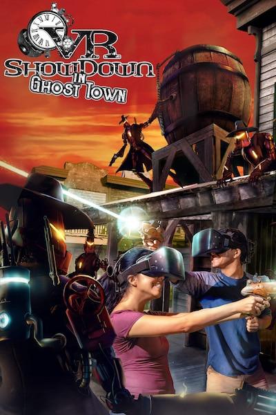 VR Showdown in Ghost Town